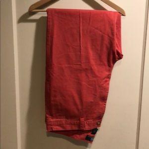 Polo Ralph Lauren 38x32 Nantucket red chinos GUC